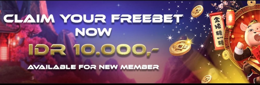 Freebet QQICON188