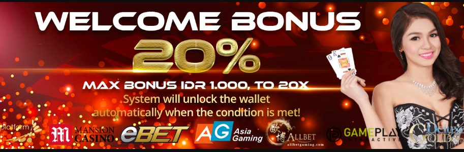 Bonus Casino QQICON188
